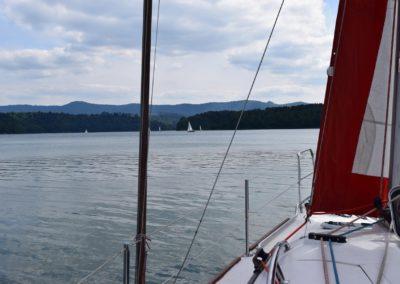 Jacht żeglugowy Nautiner 30S