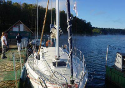 Czarter jachtów Antila 24