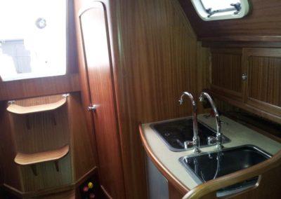 Czarter jachtów klasa premium Solina